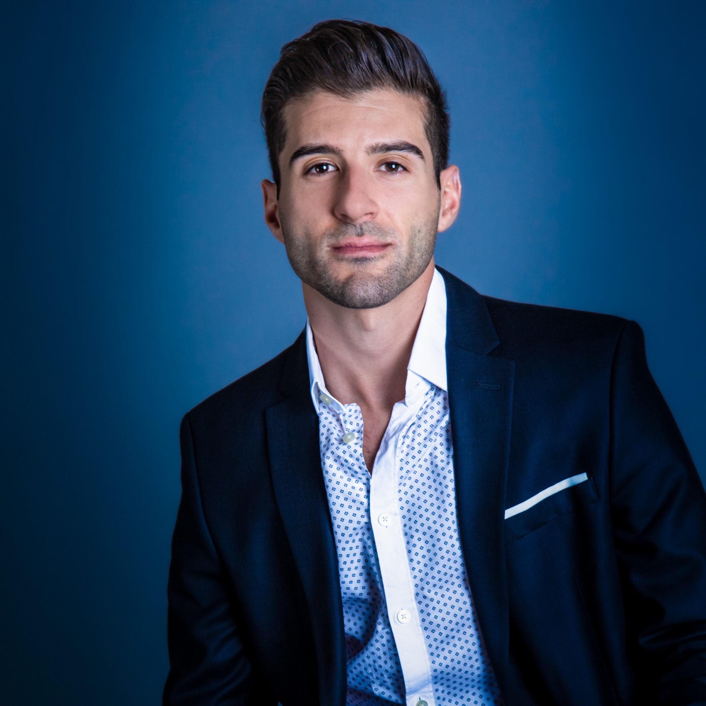 Anthony Raimondi Portrait