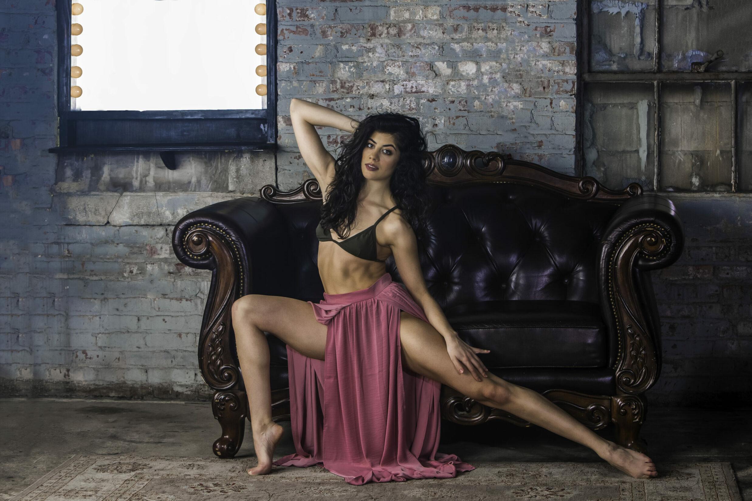 Carissa Fiorillo at Baza Studio