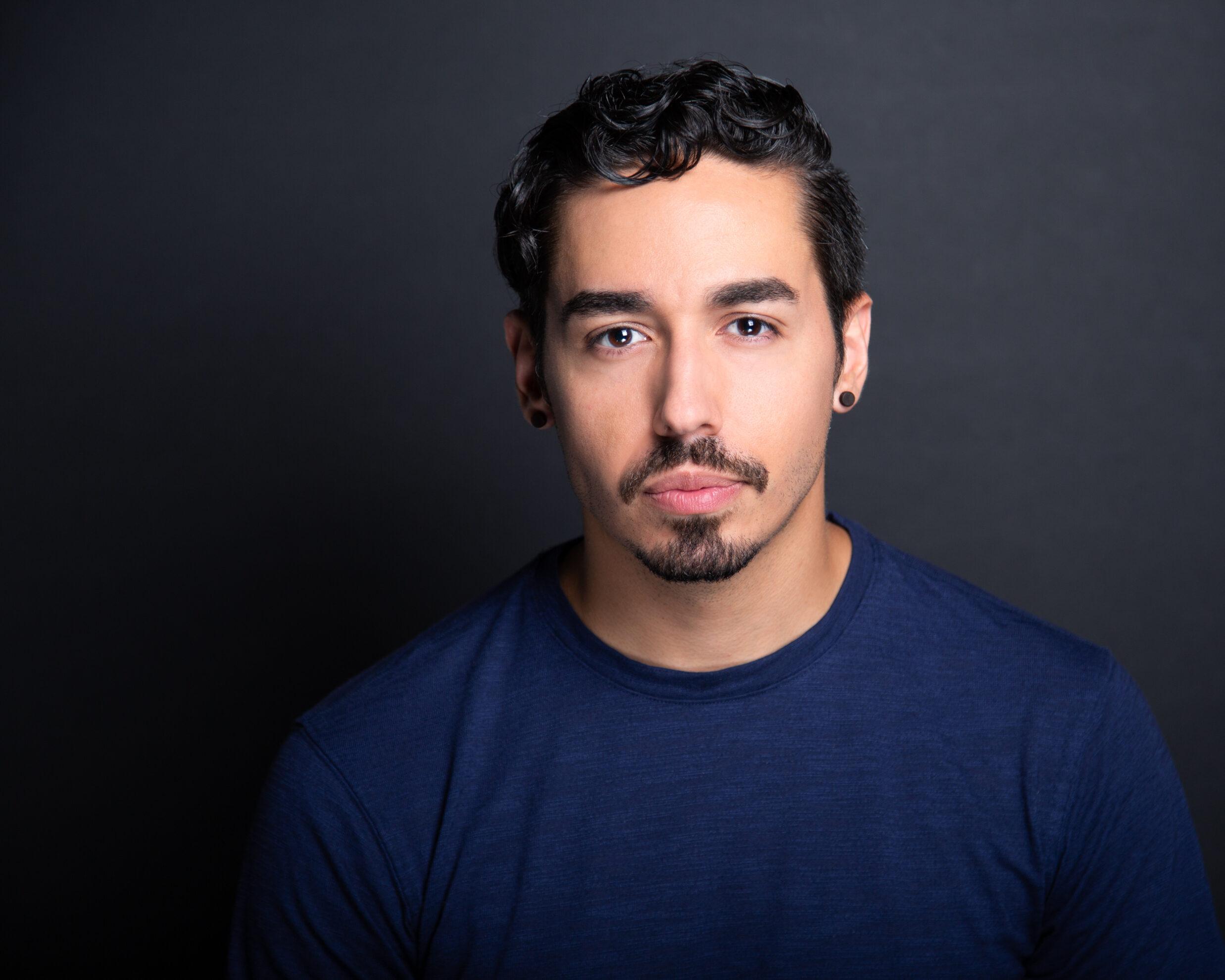 Travis Staton-Marrero Headshot